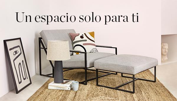Otros productos del Look »Un espacio para ti«