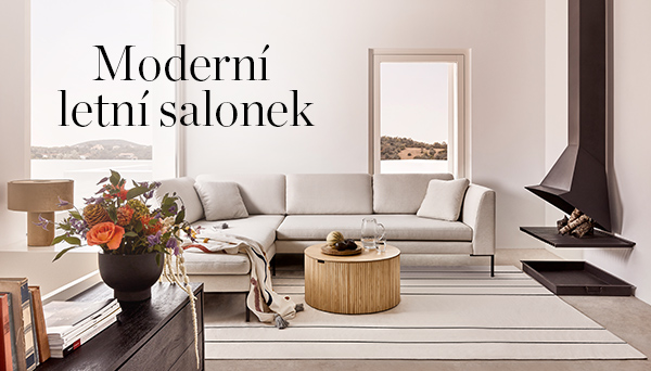 Další výrobky z aranžmá »Moderní letní salon«