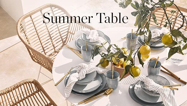 Andere Produkte aus dem Look »Summer Table«