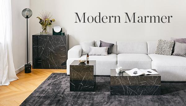 Modern marmer