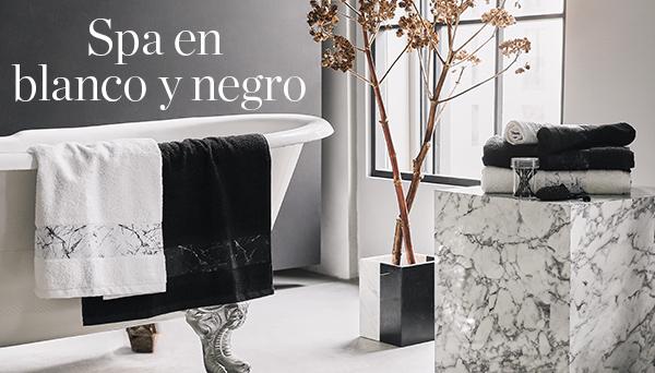 Otros productos del Look »Spa blanco y negro«