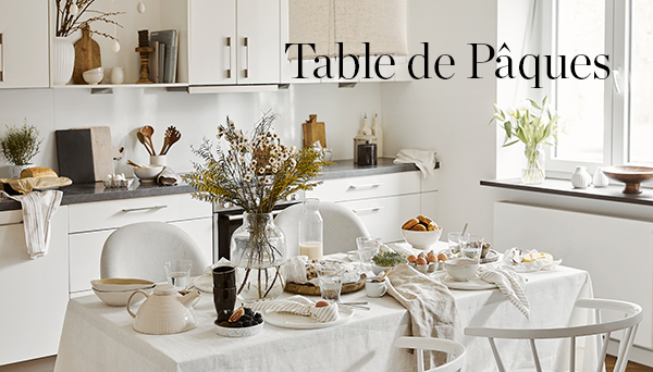 Autres articles du look »Table de Pâques«