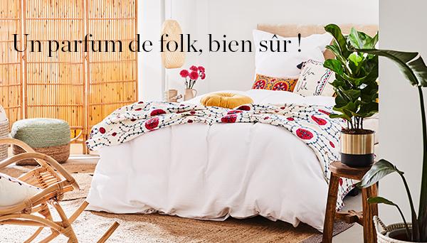 Autres articles du look »Un parfum de folk«