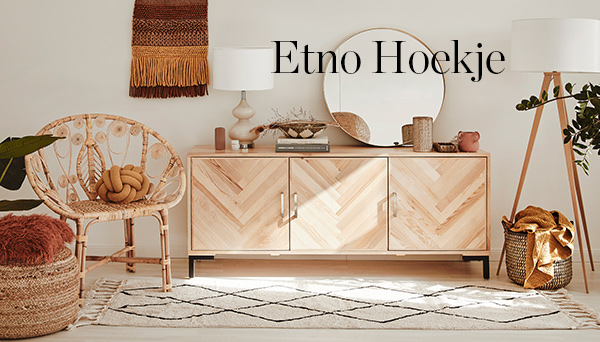 Meer producten uit de look »Etno hoekje«
