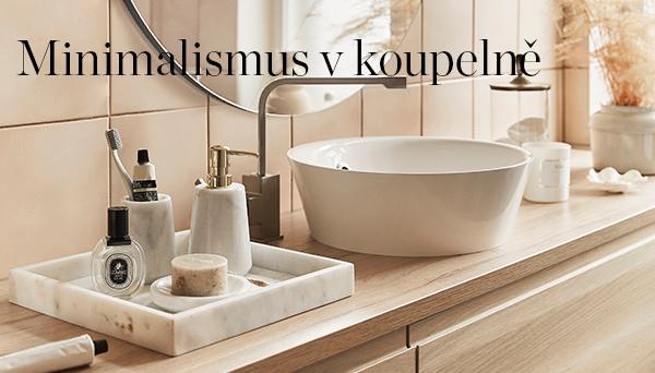 Další výrobky z aranžmá »Koupelna Minimal«