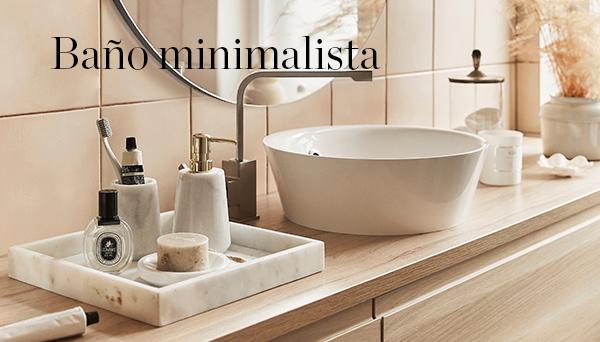 Otros productos del Look »Baño minimalista«