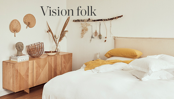 Autres articles du look »Vision folk«
