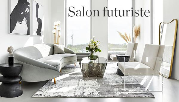 Autres articles du look »Salon futuriste«