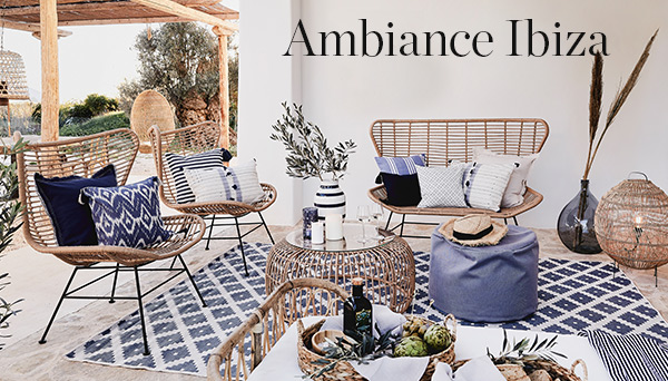 Autres articles du look »Ambiance Ibiza «