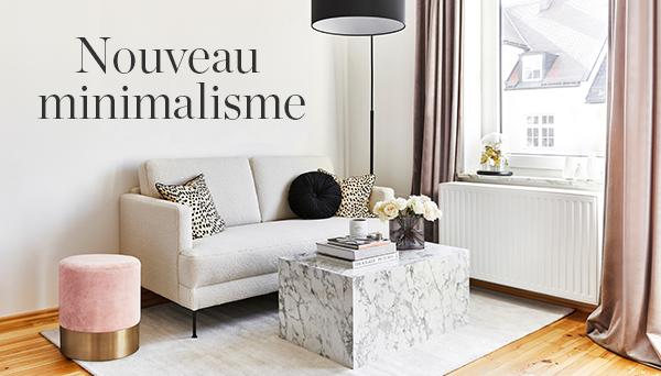 Autres articles du look »Nouveau minimalisme«
