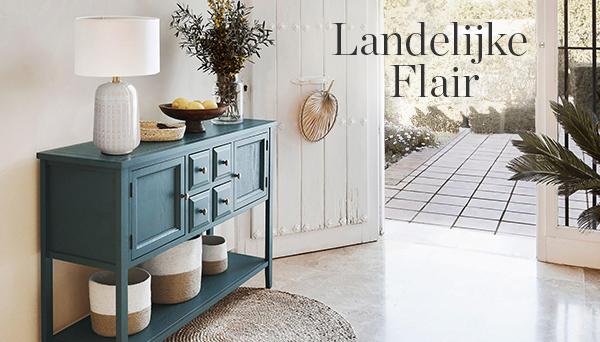 Meer producten uit de look »Landelijke Flair«