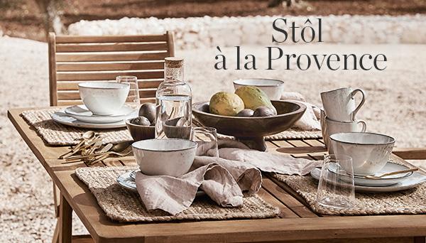 Stôl à la Provence