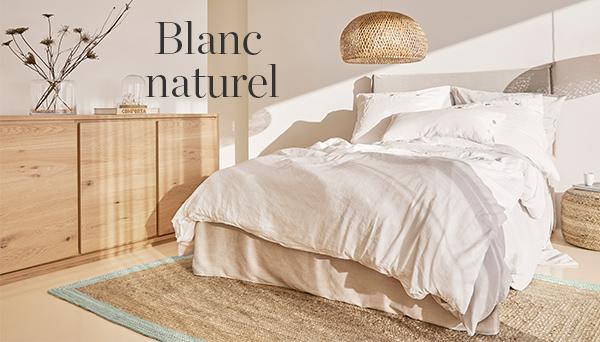 Autres articles du look »Blanc naturel«