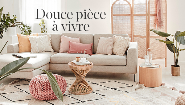 Autres articles du look »Soft living«