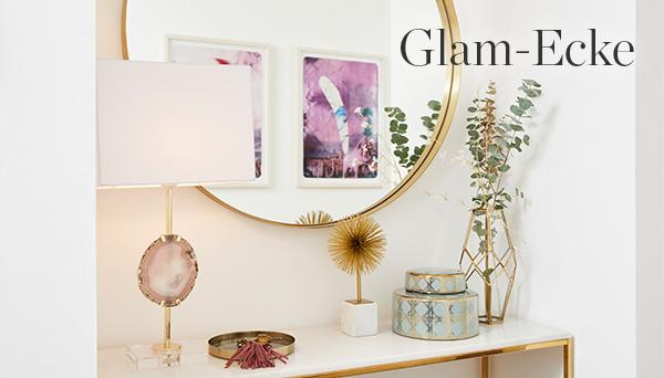 Glam-Ecke