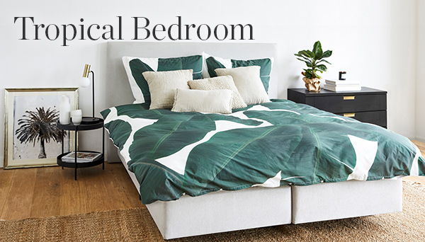 Andere Produkte aus dem Look »Tropical Bedroom«