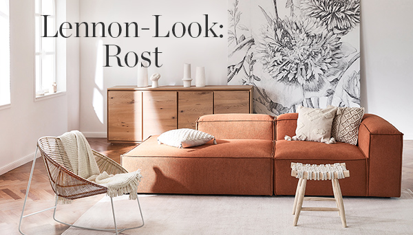 Andere Produkte aus dem Look »Lennon-Look: Rost«