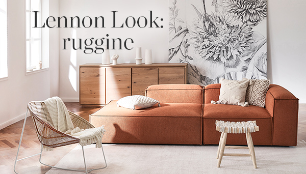 Altri prodotti del Look »Lennon look: ruggine«