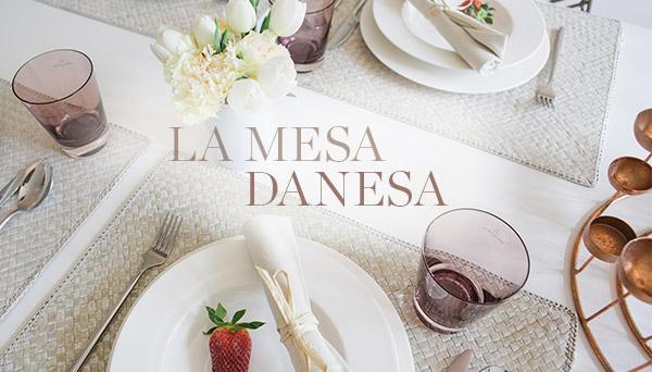 Otros productos del Look »La mesa danesa«