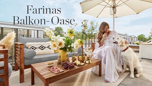 Andere Produkte aus dem Look »Farinas Balkon-Oase«