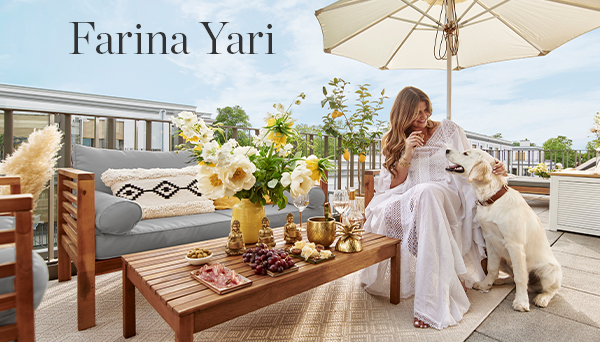 Altri prodotti del Look »Farina Yari«