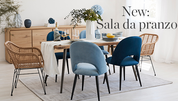 Altri prodotti del Look »New: Sala da pranzo«