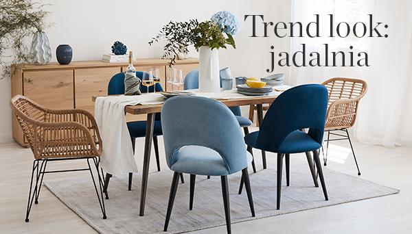 Inne produkty z aranżacji »Trend look: jadalnia«