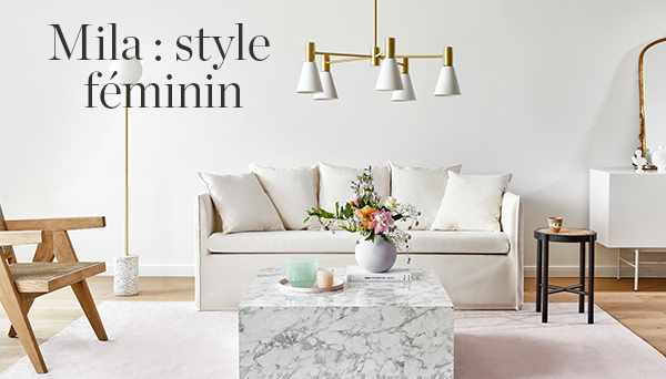 Autres articles du look »Mila: style féminin«