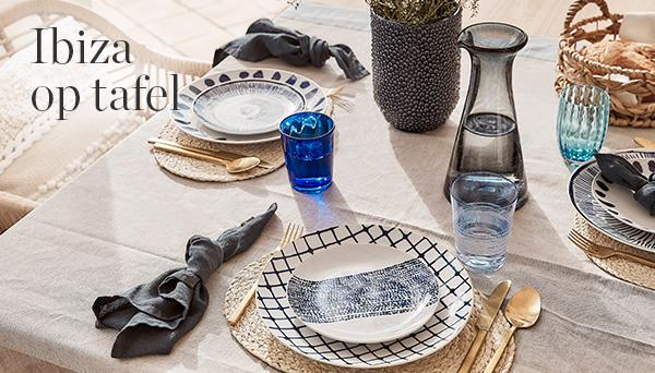 Meer producten uit de look »Ibiza op tafel«