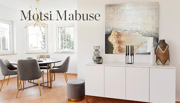Altri prodotti del Look »Motsi Mabuse«