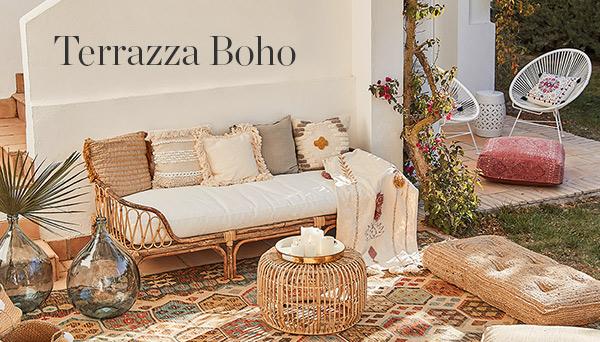 Altri prodotti del Look »Terrazza boho«