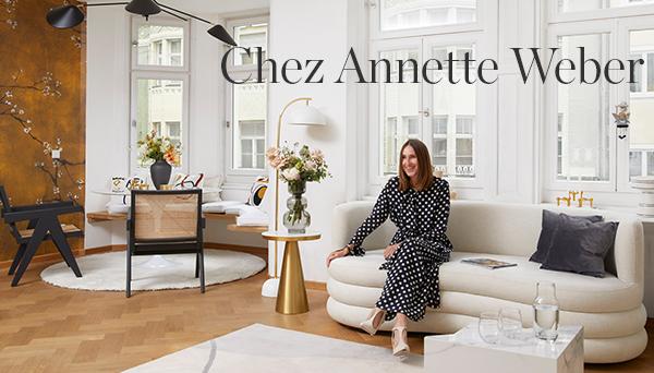 Autres articles du look »Chez Annette Weber«