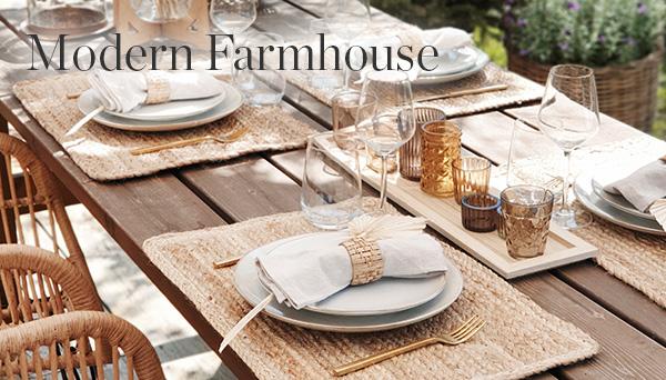 Autres articles du look »Modern Farmhouse«