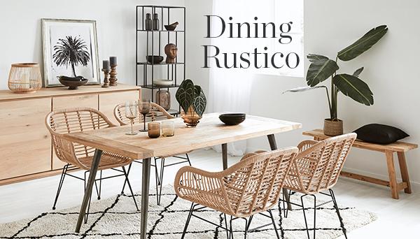 Altri prodotti del Look »Dining Rustico«