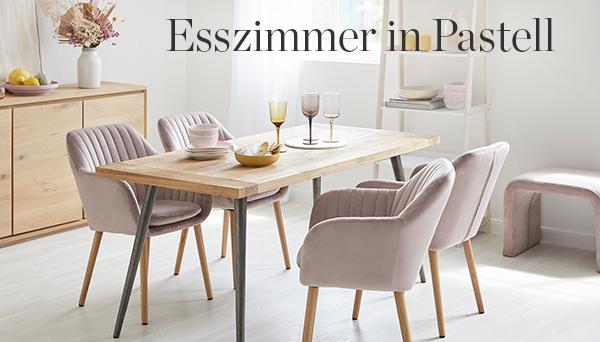 Andere Produkte aus dem Look »Esszimmer in Pastell«