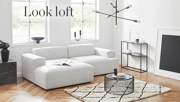 Autres articles du look »Look loft«