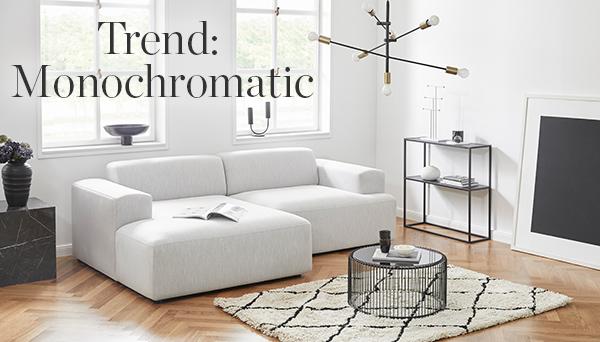 Ďalšie výrobky z trendu »Trend: Monochromatic«