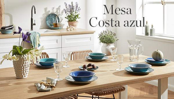 Otros productos del Look »Mesa Costa azul«