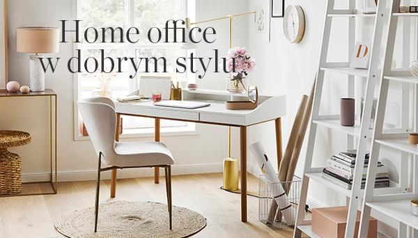Inne produkty z aranżacji »Home office in style«