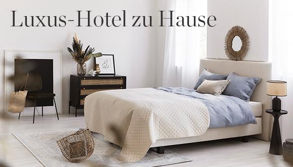 Andere Produkte aus dem Look »Luxus-Hotel zu Hause«