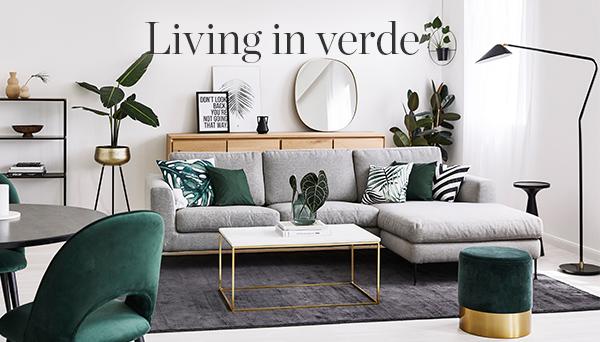 Altri prodotti del Look »Living in verde«