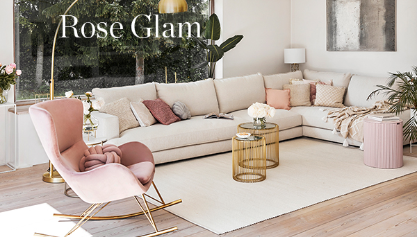 Rose glam
