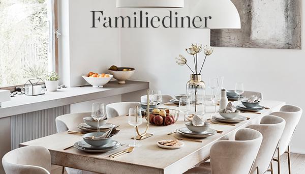 Meer producten uit de look »Familiediner«