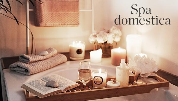 Altri prodotti del Look »Spa domestica«