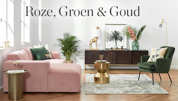 Meer producten uit de look »Roze, Groen & goud«