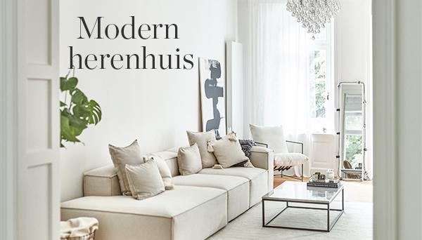 Modern herenhuis
