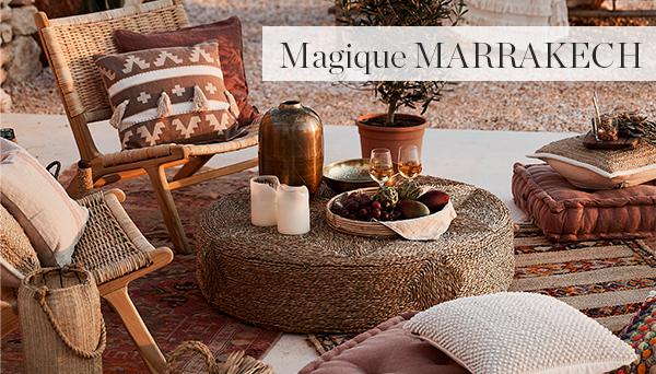 Autres articles du look »Magique Marrakech  «