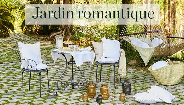 Autres articles du look »Jardin romantique«