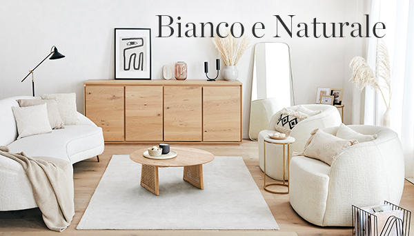 Altri prodotti del Look »Bianco e Naturale«