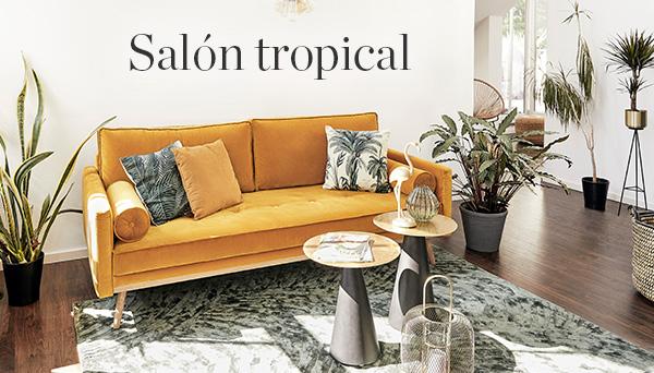 Otros productos del Look »Salón tropical«